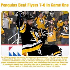 1-0 Penguins. Will Pittsburgh repeat as Stanley Cup Champions?  #wwsnpenguins #wwsnflyers #philadelphia #pittsburgh #penguins #flyers #philadelphiaflyers #pittsburghpenguins #goal #puck #icehockey #playoffs #stanleycup #stanleycupplayoffs #news #sports #sportsnews #instasports #breakingnews #hockey #hockeynews #nhl #nhlnews #worldwidesportsnews @hockeycoverage
