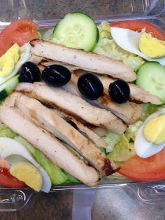Chicken Breast Filet salad  http://DiggersDeli.com