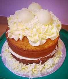 Naked Chocolate Cake Chocolate Fudge Cake Vanilla Buttericing