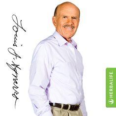 1998 Nobel Prize Winner in Medicine Dr. Louis Ignarro 10 years with Herbalife