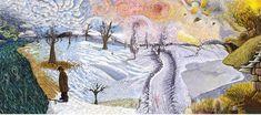 παιχνιδοκαμώματα στου νηπ/γειου τα δρώμενα: μια ιστορία, Vincent van Gogh και χειμωνιάτικο τοπίο ........