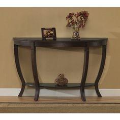 Lewis Wood Sofa Table - Beautiful