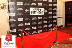 Red Carpet Sweet 16 to really make an entrance and memories! sweet 16 red carpet theme party supplies from india Hollywood Glamour Party, Hollywood Sweet 16, Hollywood Red Carpet, Old Hollywood Theme, Hollywood Cinema, Hollywood Birthday Parties, 40th Birthday Parties, Happy Birthday, Birthday Celebration
