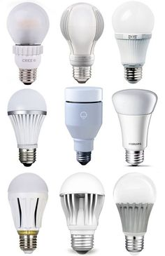 Best of the Bulbs:  2013 LED Light Bulb Buyers Guide   Apartment Therapy's Annual Guide