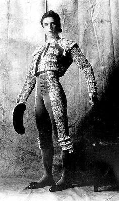 El torero Joselito.