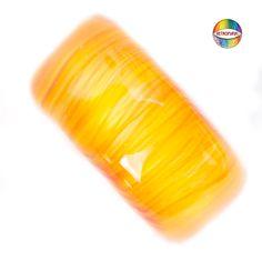 Clockwork Orange - Glas frit blend - COE 104, Clockwork Orange - Glassfrittenmischung - AK 104 www.vetromagic.com
