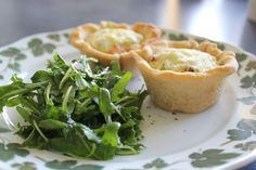Healthy Food, Healthy Recipes, Quiches, Vegetarian, Mint, Metabolism, Food And Drinks, Kochen, Health Foods