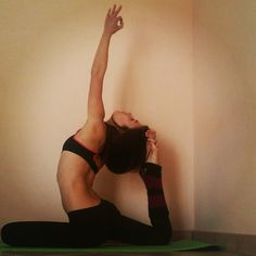 """""""Love yourself first and everything else falls into line"""" @angelasnurr » Yoga Pose Weekly"""