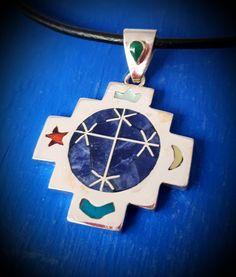 Cross pendant sun moon jewelry inca cross southern cross peruvian cross pendant sun moon jewelry inca cross southern cross peruvian jewelry turquoise chakana pendant necklace inca marriage spiritual gift native inlay aloadofball Images