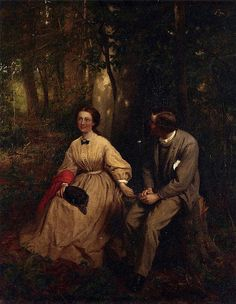George Cochran Lambdin - The Courtship