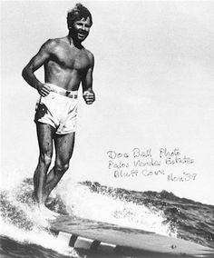 Tom Blake, 1939 #surf