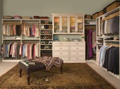 Turn a spare bedroom.....if u have one lol....... into a huge walk in closet. K could do this the put the whole family's clothes in there.....so much easier getting.g everyone ready that way.....no searching for clothes lol