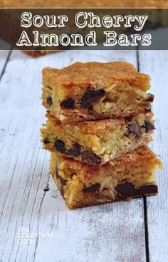 Blondies, Infinitely Adaptable Recipe — Dishmaps