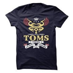 its a TOMS Thing You Wouldnt Understand  - T Shirt, Hoodie, Hoodies, Year,Name, Birthday