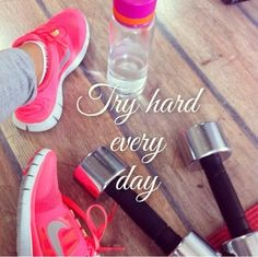 try hard! you got this! ;P