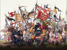 View an image titled 'Grand Companies Art' in our Final Fantasy XIV: A Realm Reborn art gallery featuring official character designs, concept art, and promo pictures. Final Fantasy Tactics, Final Fantasy Xii, Final Fantasy Artwork, Final Fantasy Characters, Fantasy Concept Art, Fantasy Armor, Fantasy Series, Character Art, Character Design