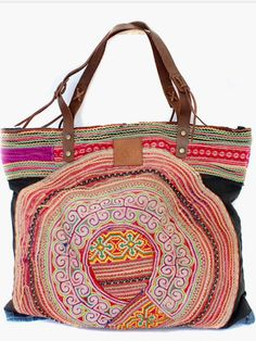 a little bohemian touch for spring.