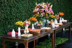 As 3 mesas - Casando Sem Grana