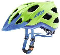 uvex stivo cc // Inspired by the trail paradise for mountainbikers around Lake Garda - the uvex stivo cc bike helmet is the latest high performance addition in the range of uvex mountainbike helmets – bike protection Made in Germany