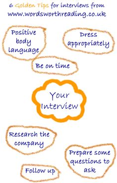 Infographic: 6 golden #tips for #interview #success. These could help land your dream job and greater job satisfaction.