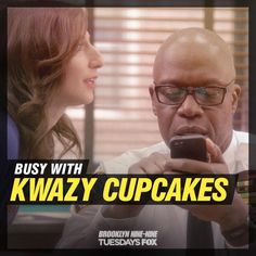 We know how hard it is to resist the urge. It's KWAZY!  #brooklyn99 pic.twitter.com/NGQbbV5b7S