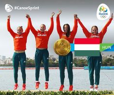 Team Hungary Canoe HUN
