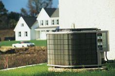 Prepare central air unit for winter