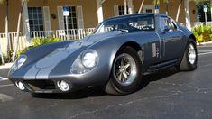 1965 Ford Daytona Coupe Replica - 8