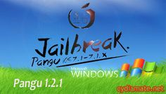 Pangu 1.2.1 jailbreak announced for windows fixing crash issue Cydia Download & Cydia Install