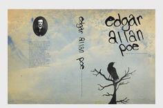 Mini Edgar Allan Poe Book