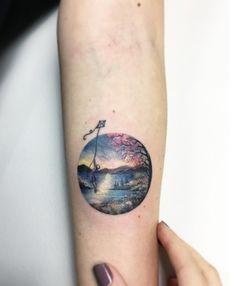 tatuajes inspirados en el cine papalote