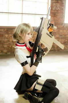 I would love to have these kind of girl friend. Kawaii Cosplay, Cosplay Anime, Best Cosplay, Cosplay Outfits, Cosplay Girls, Cosplay Costumes, Japanese School, Japanese Girl, Airsoft Girls
