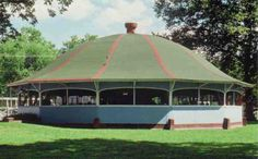 Lenape Park   carous