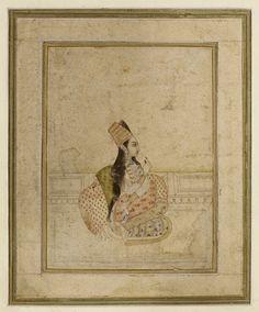 Nur Jahan Mughal Miniature Paintings, Last Emperor, Persian Pattern, Thing 1, Mughal Empire, Blue Bloods, Indian Art, Medieval, Miniatures
