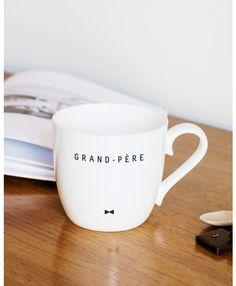 Le mug Grand-père sur émoi émoi