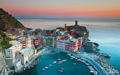 Vernazza - Cinque Terre - Liguria - Italia - Italy