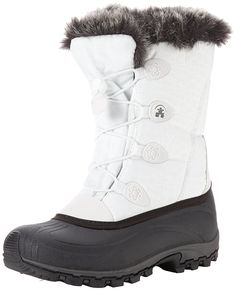 Kamik Women's Momentum Snow Boot *** This is an Amazon Affiliate link. Click image to review more details.
