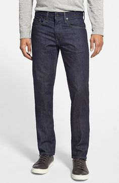 Bonobos 'The Blue Jean' Slim Fit Jeans (Resin Blue) available at #