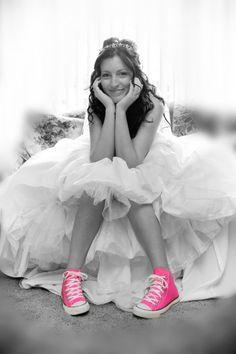 converse hi-tops wedding - Google Search