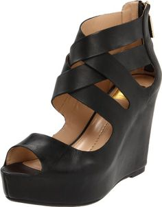 DV by Dolce Vita Women's Jude Wedge Sandal-just bought them in Cognac. So excited!!!!