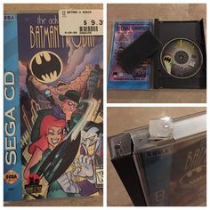 "On instagram by gamingclt #segagenesis #microhobbit (o) http://ift.tt/1Q42Uxb finally received my complete copy of the ""Adventures of Batman & Robin"" on SEGA CD. Sadly the case got damaged during the journey to my place. #sega #segaCD  #AdventuresofBatmanandRobin #cib #retrogaming #gamecollector #retrocollector #retrocollectivecanada #retrocollective #videogames #batman"