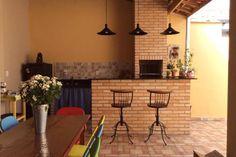7 espaços com churrasqueira enviados pelos leitores | Minha Casa