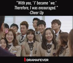 If you love K-dramas about friendship, check out the heartwarming series CHEER UP!