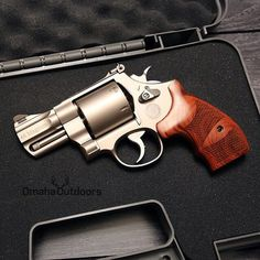 Photo By @OmahaOutdoors  Smith & Wesson 629 44 Magnum Revolver