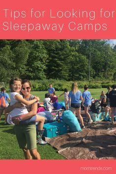 Tips for Looking for Sleepaway Camps | Sleepaway Camps For Summer | Kids Summer Camps | MomTrends.com