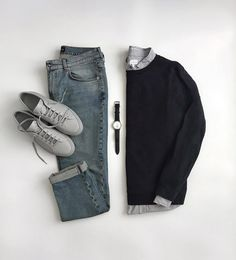 "4,348 Likes, 12 Comments - VoTrends® Outfit Ideas for Men (@votrends) on Instagram: ""Need some outfit inspiration? Check out @trendy_butler as they hand pick outfits for you monthly…"""
