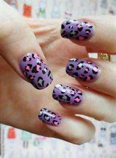 Nice & Beautiful Nail Polish Design