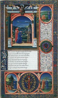 Guglielmo Girardi, Purgatorio I