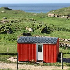 Glamping Pods in the Outer Hebrides. Relax on a stunning coast in en-suite camping pods, perfectly equipped with comfy beds, kitchens & a Fire Pit for stargazing. Camping Pod, Outer Hebrides, Shepherds Hut, Comfy Bed, Stargazing, Outdoor Furniture, Outdoor Decor, Glamping, West Coast