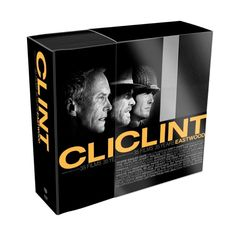 Clint Eastwood: 35 Films 35 Years DVD Collection. Get this deal here: http://lifesabargain.net/clint-eastwood-35-films-35-years/